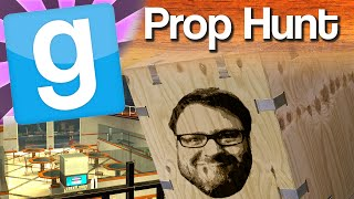 GMod Prop Hunt #2 - Simon's Crate