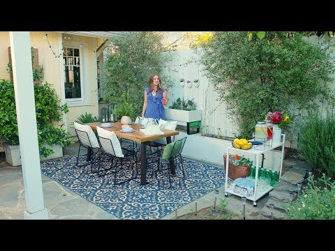 Summers Are For Backyard Parties! | Weekend Refresh