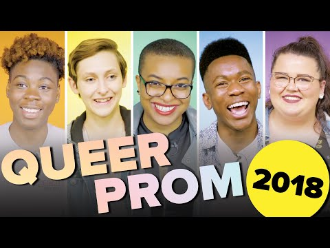 Teens Get A Surprise Invite To Their Dream Prom • Queer Prom 2018