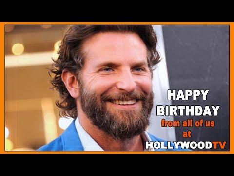 Happy Birthday Bradley Cooper - Hollywood TV