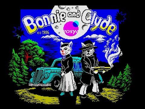 RETROJuegos HOMEBREW .... Bonnie and Clyde para ZX Spectrum - Review por Fabio Didone
