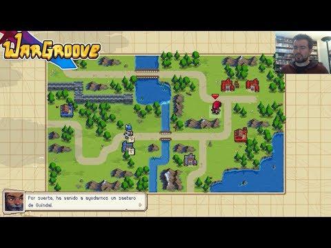 WARGROOVE (PC) - El sucesor de Advance Wars || GAMEPLAY en Español