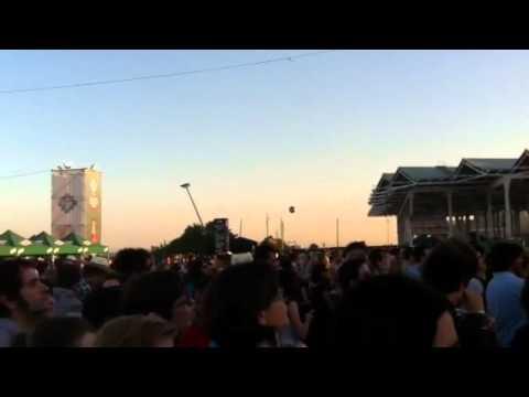 "Rufus Wainwright ""Going to  Town"" at Primavera Sound 2012"