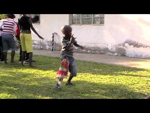 Ariba Dance Event   Uganda 'Sponsor a Child Online'