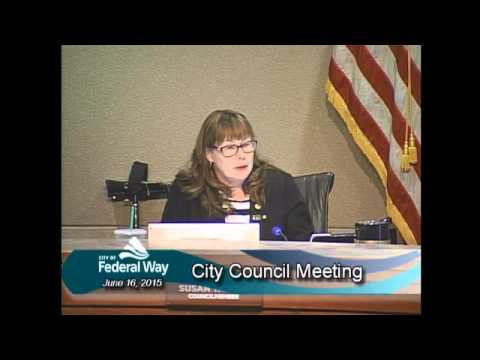 06/16/2015 - City of Federal Council