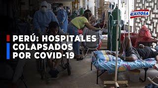 ????????Médico cuenta la realidad de los hospitales colapsados por COVID-19 en el Perú