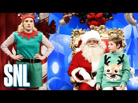 connectYoutube - Visit with Santa Cold Open - SNL
