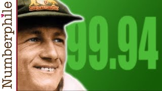Don Bradman's Duck - Numberphile