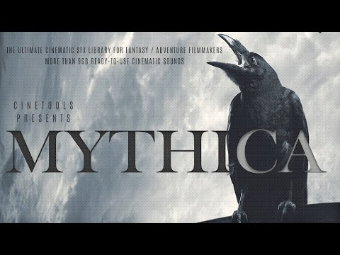 COMING SOON - Mythica Cinematic Sound Effects Samples - From Cinetools