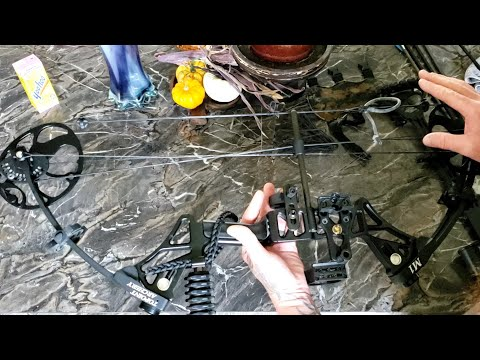 Prepping with a Compound Bow