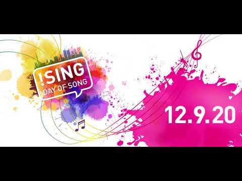 Jetzt anmelden zum !SING - Day of Song am 12.6.2021
