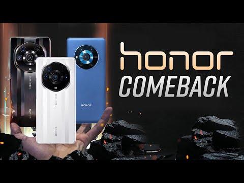 Honor comeback cực mạnh, Magic3 Pro+ chính hãng sắp về Việt Nam?