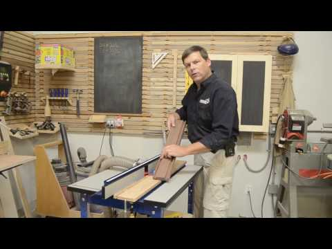 Easy Router Table Pressure Jig