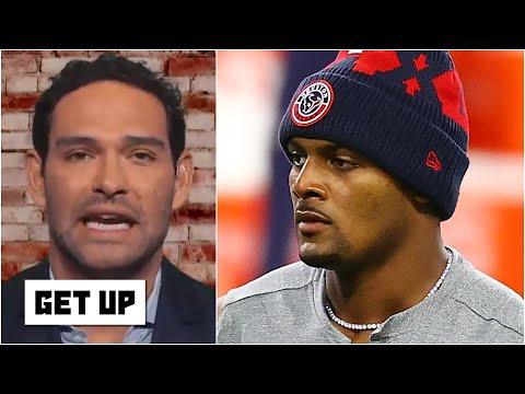 The Texans will waste Deshaun Watson's talent if they don't build around him - Mark Sanchez | Get Up