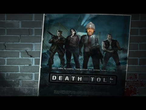 CRAZY ENDING! MUST WATCH! PURE COMEDY!!! [LEFT 4 DEAD] (DEATH TOLL) FT I.E.GAMING AND DEMIGOD PLAYS