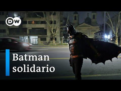 Chile: un héroe para los más necesitados