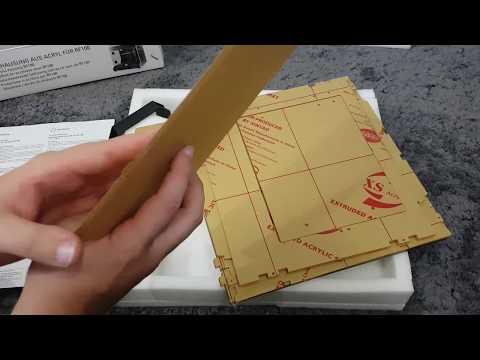Renkforce RF100 3D Drucker ,,Gehäuse,,HD Unboxing★Lohnt sich das Gehäuse?
