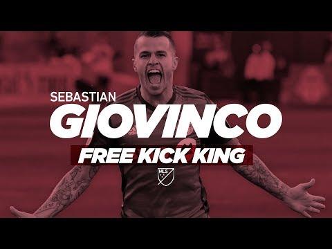 Giovinco: Free Kick King