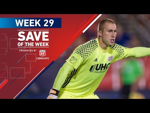 Phillips 66 Save of the Week | Vote for the Top 8 MLS Saves (Wk 29)