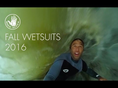 Fall 2016 Wetsuit Collection