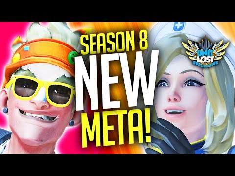 connectYoutube - Overwatch - NEW META Predictions / Winners and Losers (Season 8 Meta Discussion)