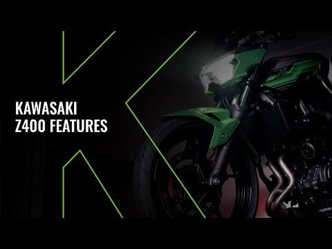 NEW Kawasaki Z400 2019 | Full Specs | Official Studio Video