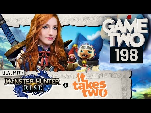 Monster Hunter Rise, It Takes Two, Mundaun | Game Two #198