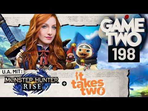 Monster Hunter Rise, It Takes Two, Mundaun | Game Two #198