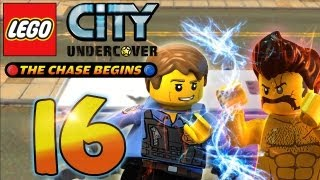 Let's Play Lego City Undercover The Chase Begins Part 16: Unfassbar lame [ENDE]