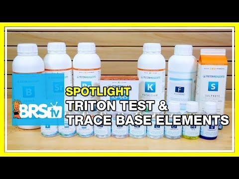 Spotlight on Triton ICP/OES Tests and Trace Base Elements | BRStv