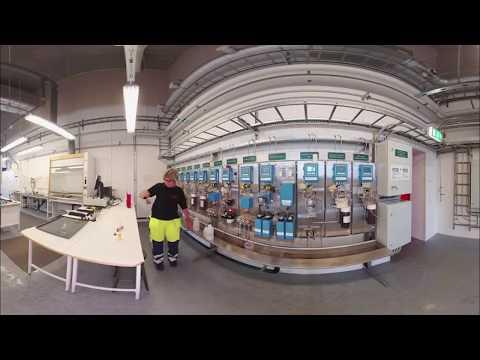Sandviksverket i 360 grader