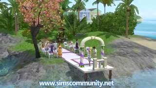 The Sims 3 Island Paradise Producer Walkthrough B Roll