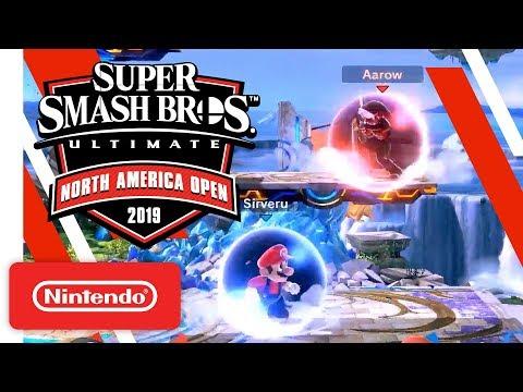 Qualifier Finals Full VOD Part 2 | NA Open 2019 Online Event 1 | Super Smash Bros. Ultimate
