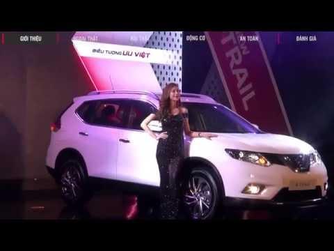 Nissan X-Trail 2016 hoàn toàn mới ra mắt Việt Nam giá từ 998 triệu đồng