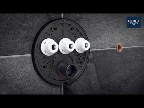 GROHE Rapido SmartBox Installation - hurtig og kort udgave