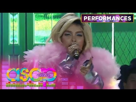 KZ Tandingan becomes emotional while receiving her Gold & Platinum awards   ASAP Natin 'To
