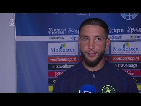 Mohamed Rayhi over transfer bij Sparta: 'Ik denk dat er een nieuw bod op mij komt'