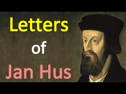 Letters of John Huss - Full Audio Book