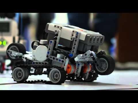 Кубок губернатора по образовательной робототехнике