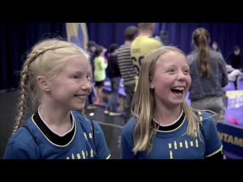 Pantamera på SM-finalerna i Globen 2018