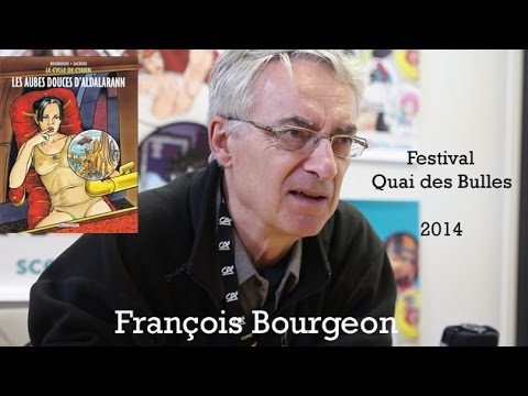 Vid�o de Fran�ois Bourgeon