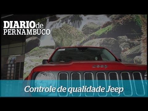 Jeep - foco na qualidade