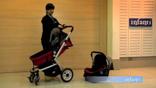 b3f108ad3 Coche Travel System Epic 2 - YouTube