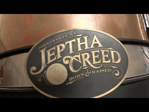 Jeptha Creed Craft Distillery