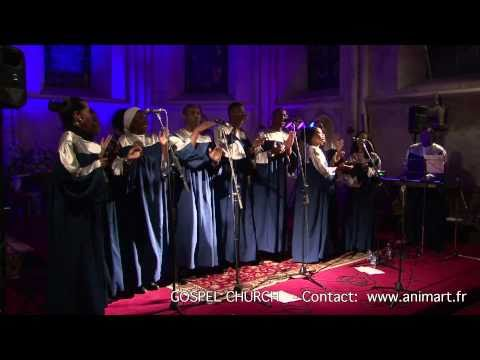 GOSPEL CHURCH    We shall overcome - MESSE DE MARIAGE -  Concerts - MARIAGES