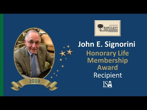 2019 Award of Distinction | John Signorini