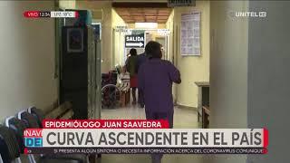 El país podría llegar a 56 mil casos de Covid por aumentos en La Paz y Cochabamba
