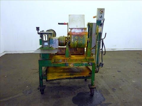 Used- Readco Double Arm Lab Mixer - stock # 48156009
