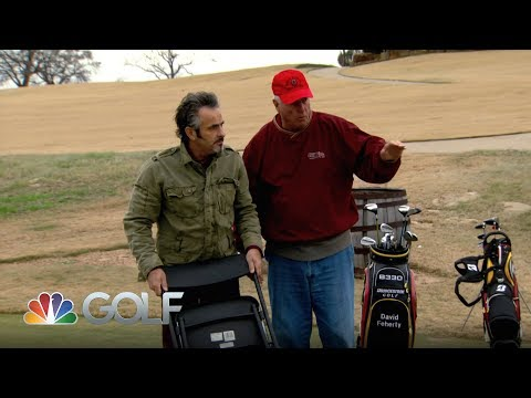 Feherty Shorts: Chair throwing with Bobby Knight | Feherty | Golf Channel