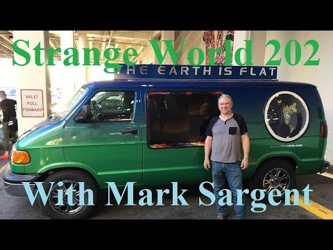 Flat Earth - Can't we all just get along? SW202 partial show with Karen B & Mark Sargent ✅